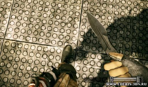 Warface длинный нож чит